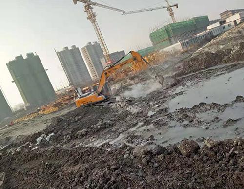 连云港市开发区翔海路项目