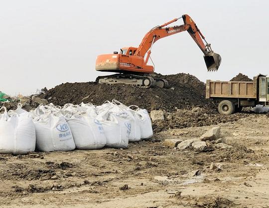 上海土壤固化剂